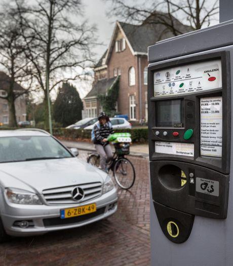 Helaas ... afschaffen van betaald parkeren niet aan de orde in Boxtel