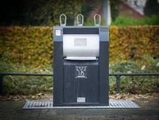 Ondergrondse afvalcontainers in nieuwbouwwijken Nuenen en Gerwen