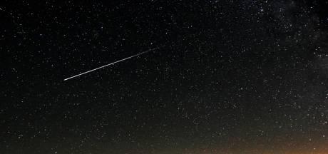 Vannacht meteorenregen te zien en weerscondities lijken gunstig