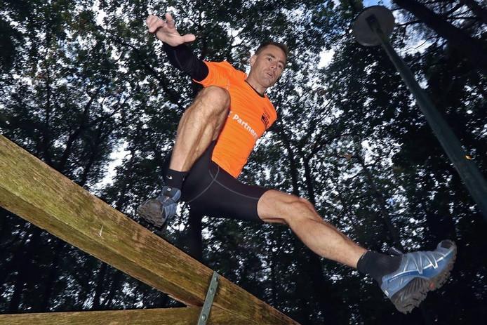 Arjan Hoekstra doet zaterdag 15 oktober mee aan het [203_TW_INT_K]WK Obstacle Course Racing in Canada. foto Jan Houwers [/203_TW_INT_K]