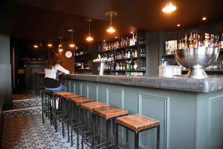 Café Carlisse op het Ladeuzeplein is helemaal heringericht.