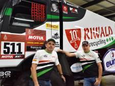 Manderveense trucker Gert Huzink neemt 300 mondkapjes mee naar Dakar Rally