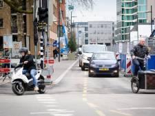 Vestdijk Eindhoven wordt smaller, maar doorgaand verkeer blijft mogelijk