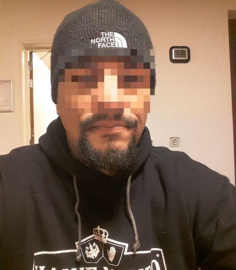 "Coronaspuwer bedreigt agenten: ""Ze droegen geen mondmasker"""
