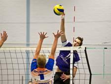 Ook geen escape voor volleyballers Vocasa