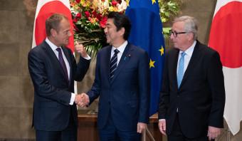 EU en Japan schrappen het overgrote deel van hun importheffingen