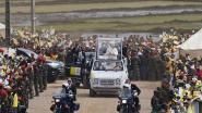 """Miljoen mensen bij mis paus in Madagaskar"""
