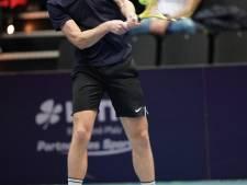 Tennisser Van de Zandschulp ronde verder in Kazachstan