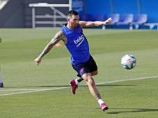 Barça nog altijd zonder Messi