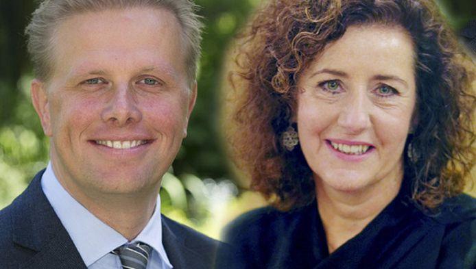 Oud-wethouders Arne Weverling en Ingrid van Engelshoven zien af van wachtgeld.