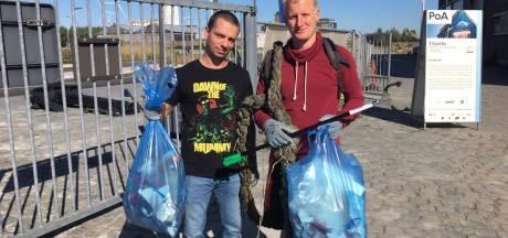 VIDEO. Antwerpse Schelde opnieuw wat properder dankzij 1.000 Antwerpenaars en Clean Up