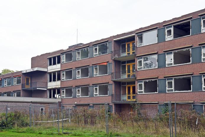 Voormalig verzorgingstehuis Ter Schelde aan de Ringlaan in Breskens