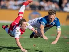 Rem op 'grote' feesten rond derby in Spakenburg