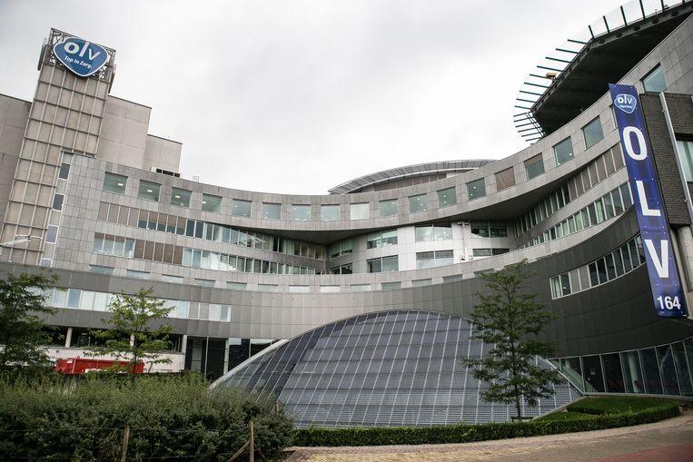 Het OLV-ziekenhuis in Aalst.