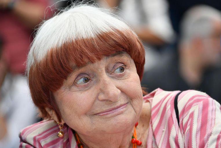 Agnes Varda Beeld afp