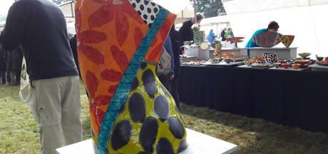 30ste Keramiektentoonstelling Keramisto trekt veel publiek