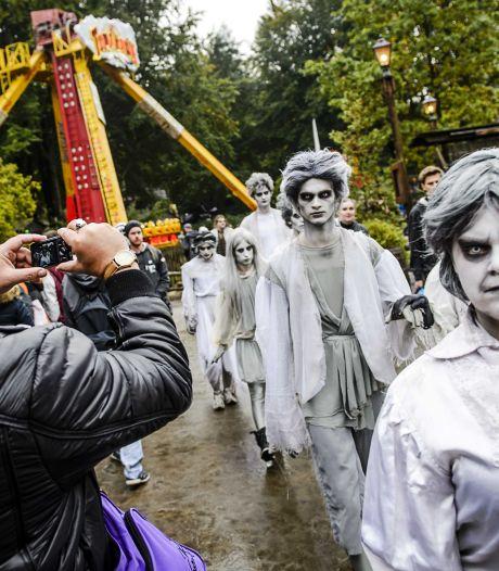 Walibi in Biddinghuizen stopt per direct met Halloween Fright Nights 2020: het was op eerste avond te druk