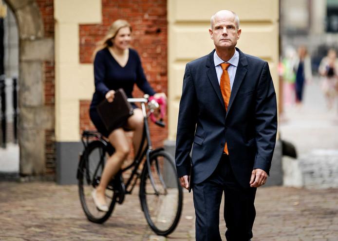 Minister Stef Blok van Buitenlandse Zaken (VVD).