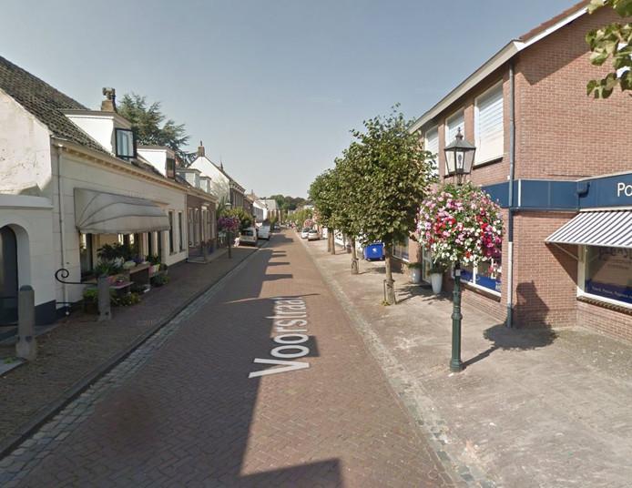 De Voorstraat in Asperen.