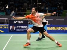 Dongense badmintonner Maas (29) stopt als international