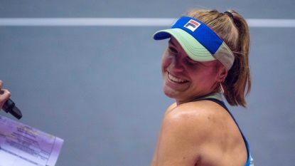21-jarige Sofia Kenin pakt al vijfde toernooizege in Lyon