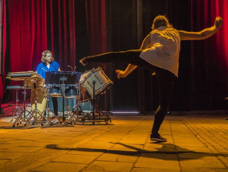 Een optreden op het Delft Chamber Music Festival.  Beeld Fred Leeflang
