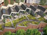 'Zaagtandwoningen' op Bergossterrein in Oss binnen kortste keren verkocht
