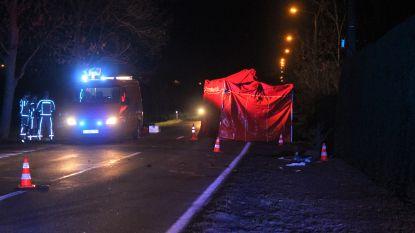 Voetganger (39) sterft na ongeval in Meldert