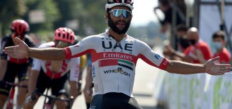 Emirates schuift Gaviria naar voren in Giro