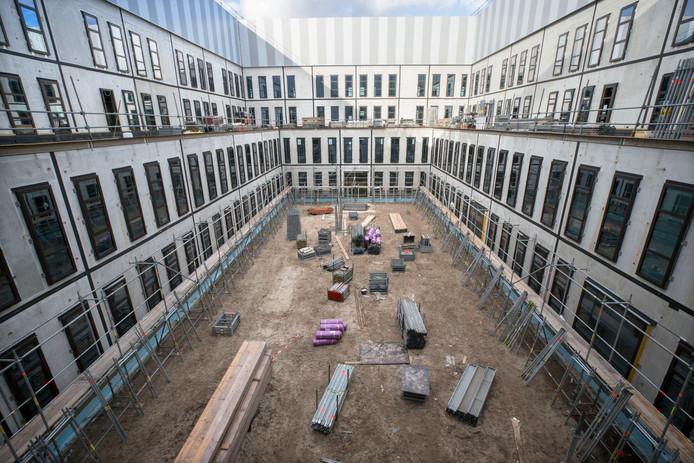 Nieuwbouw Amphia Ziekenhuis.