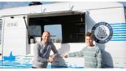 Vishandel lanceert drive-in met foodtruck in Brasschaat