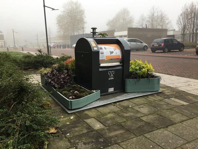De gerecyclede CityGard in Hengelo
