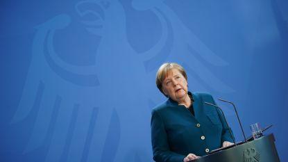 Angela Merkel in quarantaine - 651 nieuwe doden in Italië - miljoenen mondmaskers onderweg naar België