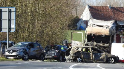 Familie overleden motard furieus op trucker