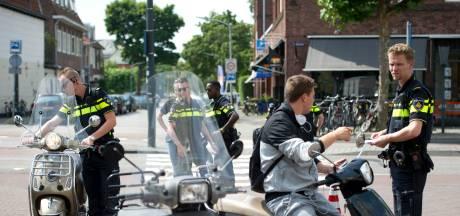 Scooterrijder in De Bilt krijgt drie boetes op één dag