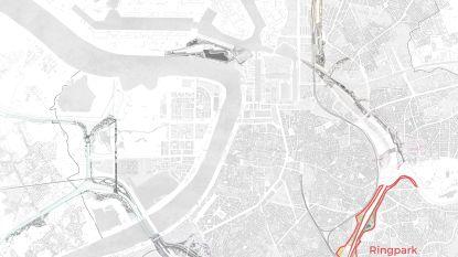 Ontwerpteam Ringpark Groene Vesten houdt infosessie