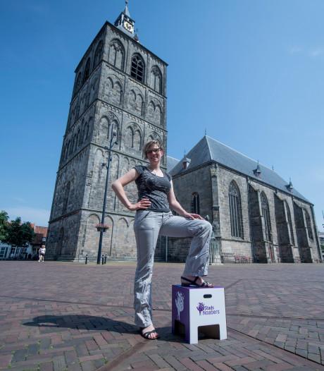 Geen budget in Oldenzaal meer voor binnenstadsmanager Krystle