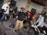 'Audiobroek' speelt debuutplaat Arnhemse hiphopband