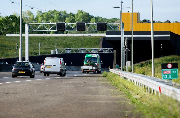 De Heinenoordtunnel.