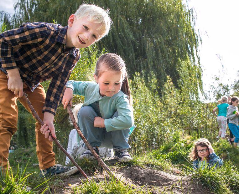 Om de jongste generaties Sint-Niklazenaren in een groenere en gezondere stad te laten opgroeien, ligt er nog heel wat klimaatwerk op de plank.