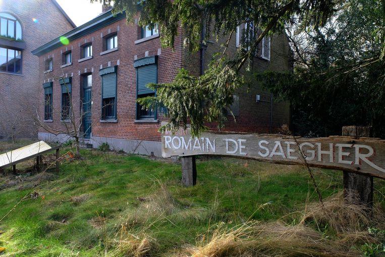 Het museum Romain De Saegher