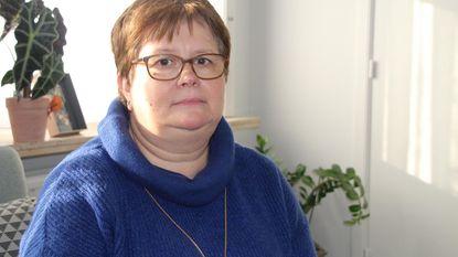 Gerda zoekt redder 13 jaar na ongeval