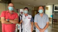 Rusthuis Sint-Franciscus Opbrakel meet voortaan de lichaamstemperatuur van elke bezoeker