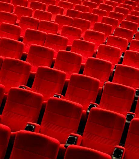 Toch meer dan dertig man welkom in theaters, bioscopen en evenementenlocaties in de regio