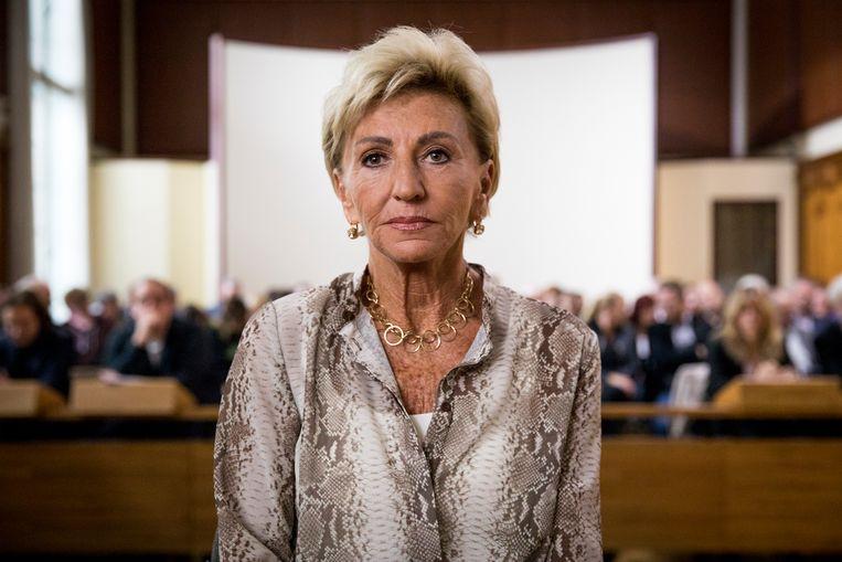 Martine Jonckheere als Marie-Rose in 'Familie'.