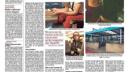 Recherche ontmaskert jongerenbende uit Ninove
