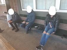 Treindieven gepakt op Amersfoort Centraal: toen het nummer van de gestolen telefoon werd gebeld, klonk er gerinkel