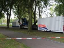 Man overleden in Zuiderpark