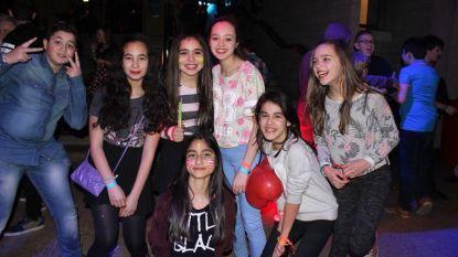 Flitsende Fluo Fuif voor tieners
