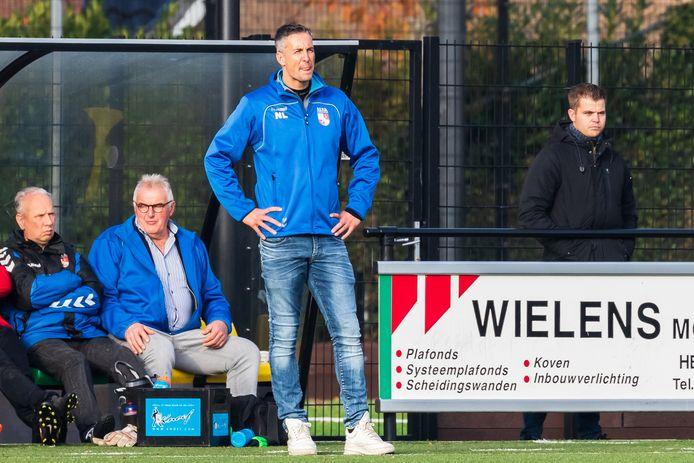 DSVD-coach Niki Leferink